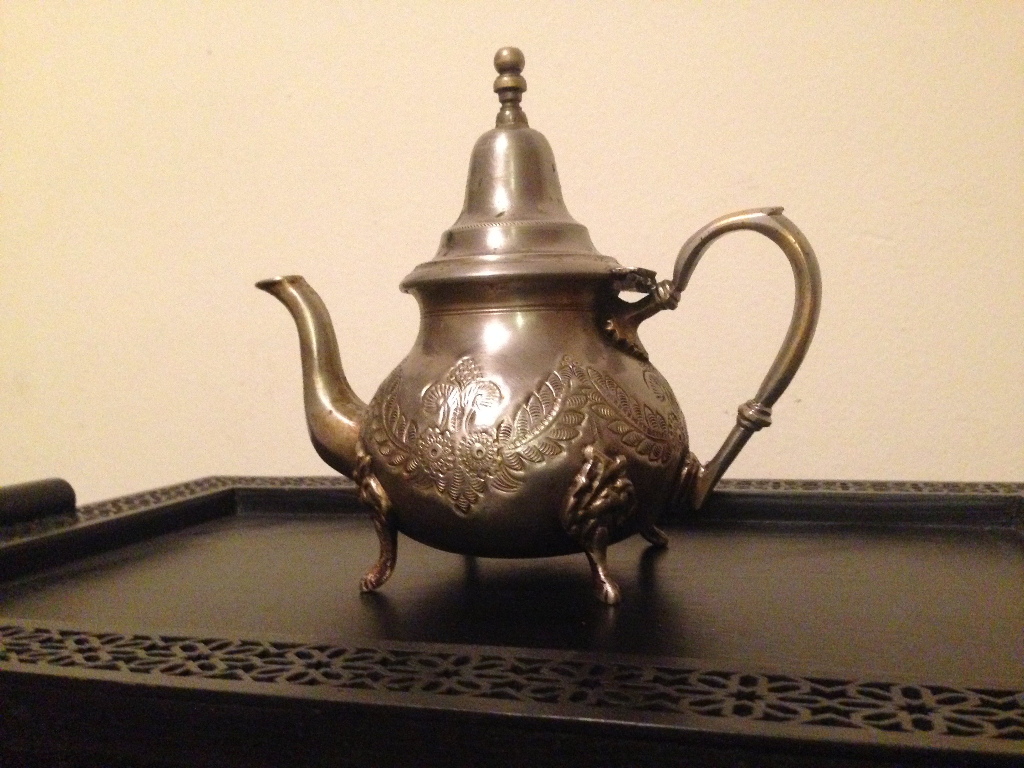 "ce0f296210d Rayt . . . or Wright  Why Moroccan Teapots Look British"" by Iziar de ..."